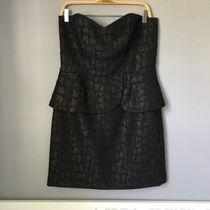 B.1 Laundry by Shelli Segal dress